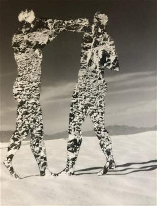 Ruth Thorne - Thomsen - surreal photograph made with