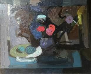 Constantine Cherkas (1919-2011) Russian - Oil painting