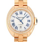 Cartier Clé de Cartier Ladies Watch WJCL0003