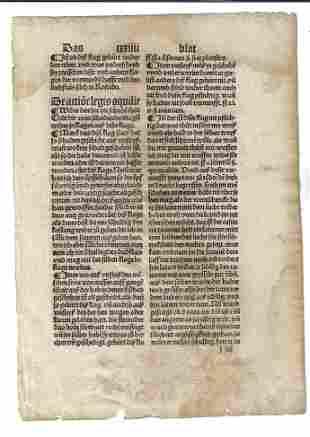 c1500 German Law Leaf