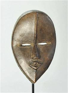 Very Good Provenance Superb DAN mask Ivory Coast