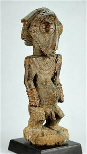 BOYO BUYU Royal Ancestor Figure statue sculpture Congo