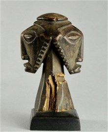 ASE'A BEMBE Basikasingo Janus Amulet magical Kasingo