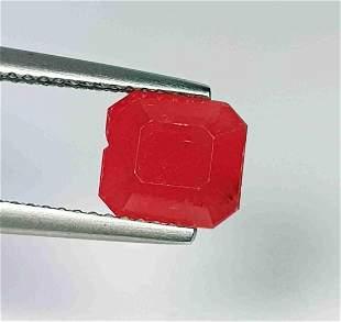 Natural Rhodonite 2.82 ct