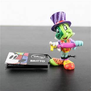 Jiminy Cricket by Romero Britto