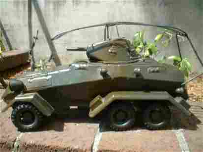 "1937 Lineol ""Panzerspahwagen"" 1211, windup"