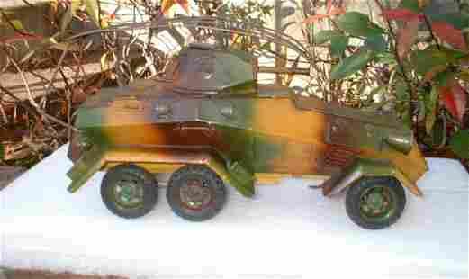 "37 Lineol ""Panzerspahwagen"" 1211, windup"
