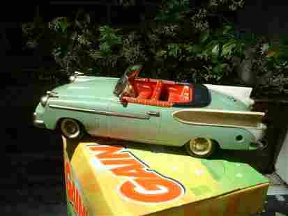 "Schuco 5700 Packard Hawk ""Synchromatic"".This unusual"