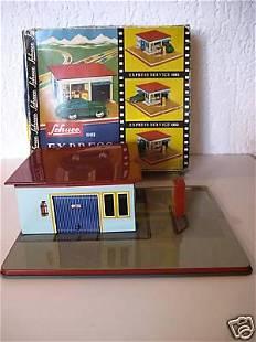 Schuco Varianto Garage 1502, c9.5 with c8 box.