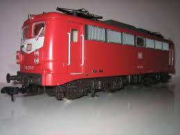Marklin 54212, BR110 / E110 electric locomotive, gauge
