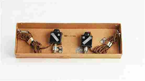 Marklin 14388G set of electric semaphores (Made in US