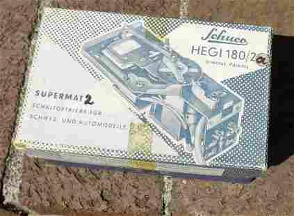 "Schuco Hegi ""Supermat"" 180/2A, programmable servomotor"