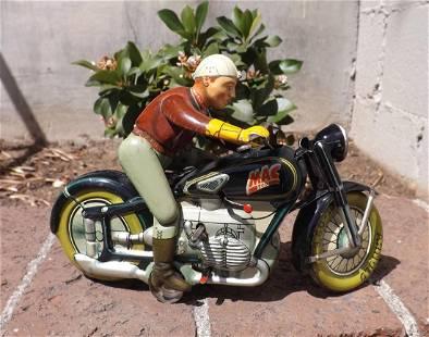Arnold Mac 700 (US Zone Germany) motorcycle,multiple