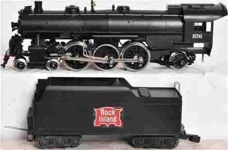 Wlliams O-Scale 4949 Pacific 4-6-2 Steam Locomotive &