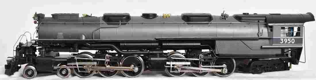 Wlliams O-Scale Crown Edition Union Pacific 4-6-6-4