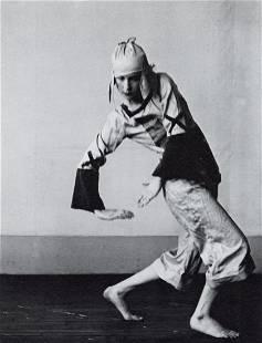 BERENICE ABBOTT - Lucia, Daughter of James Joyce