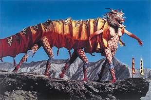 CLIVE ARROWSMITH - The Dragon