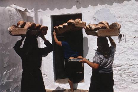BRUNO BARBEY - Near Castro Marim, Portugal, 1979