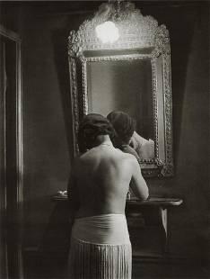 BRASSAI - At Suzy's, 1932