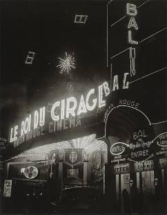 BRASSAI - Bal du Moulin Rouge, 1930-34