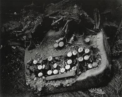 WYNN BULLOCK - Old Typewriter, 1951