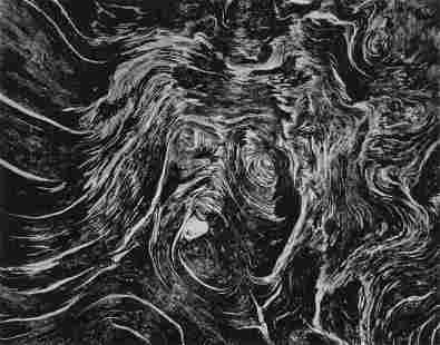 WYNN BULLOCK - Untitled #1, 1972