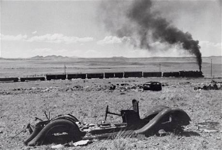 HENRI CARTIER-BRESSON - Arizona, 1947