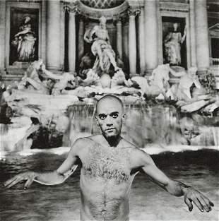 ANTON CORBIJN - Michael Stipe, Rome, 1995