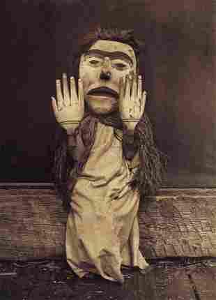 EDWARD CURTIS - Nuhlimkilaka - Koskimo, 1914