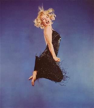 PHILIPPE HALSMAN - Marilyn Monroe, New York, 1959