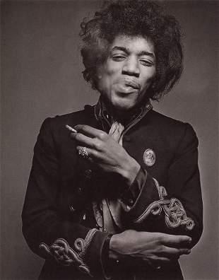 GERED MANKOWITZ - Jimi Hendrix
