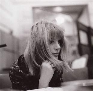 GERED MANKOWITZ - Marianne Faithfull, 1964