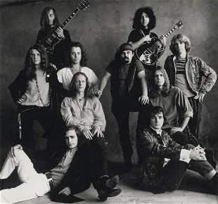 IRVING PENN - Rock Groups, San Francisco, 1967