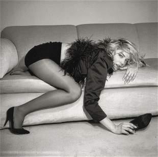 BETTINA RHEIMS - Sharon Stone at Beverly Wilshire