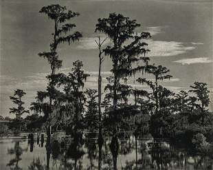 EDWARD WESTON - Louisiana, 1941
