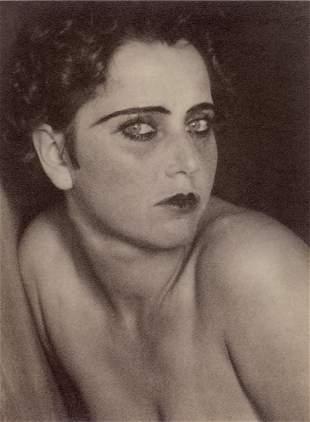 EDWARD WESTON - Nahui Olin, 1924