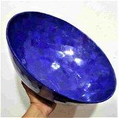 Big Size Lapis Lazuli Bowl - 1.78 KG