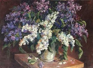 Oil painting Still life Tarasenko Alexander Petrovich