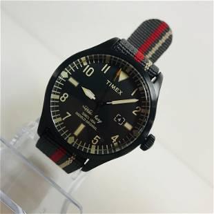 TIMEX The Waterbury Classic Nato Strap Black Analogue