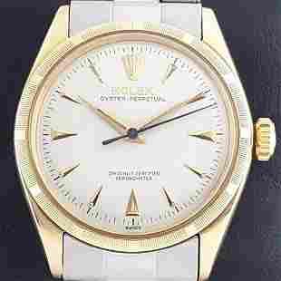 Rolex - Rolex oyster perpetual - Ref: 6085 - Men - 1962