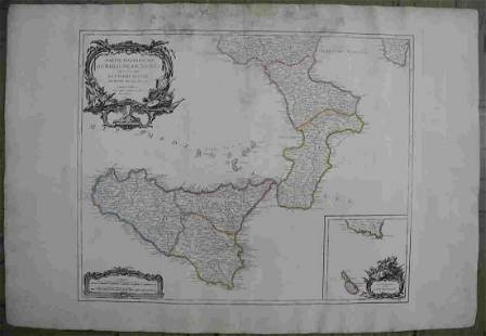 Partie Meridionale Du Royaume De Naples,