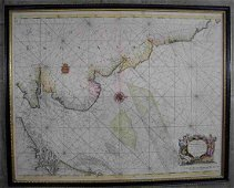 Untitled. [Southeast Coast of England With Mouth of the