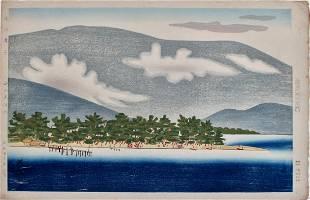 Hideo: Maiko Beach in Ohmi Province