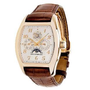Girard-Perregaux Richeville 2722 Men's Watch in 18K