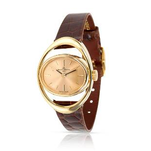 Baume & Mercier Vintage 36642.9 Ladies Watch in 18K