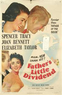 Father's Little Dividend - 1951 Offset Lithograph