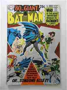 Batman #208