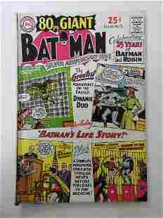 80 Pg. Giant Batman #5