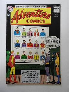 Adventure Comics #311