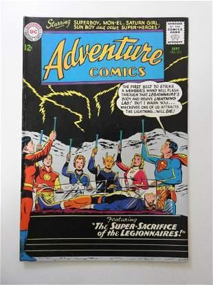 Adventure Comics #312